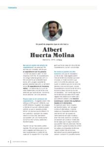 Albert Huerta Cooperació Catalana