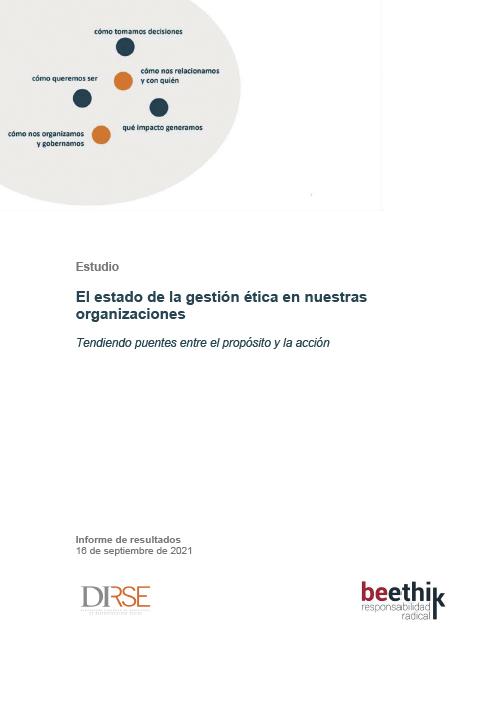 Portada informe DIRSE-beethik